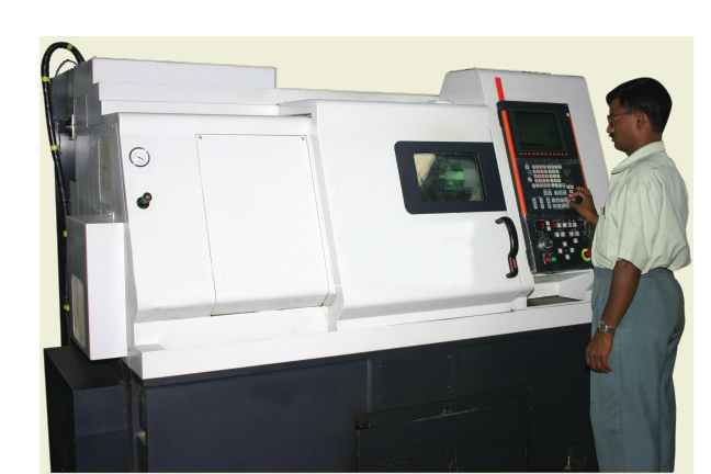 Precision CNC Turning Centre